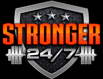 Stronger 24/7 - Stronger Everyday